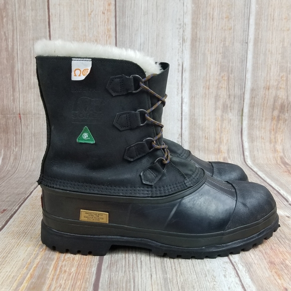 Sorel Shoes | Safe Pac Steel Toe Boots
